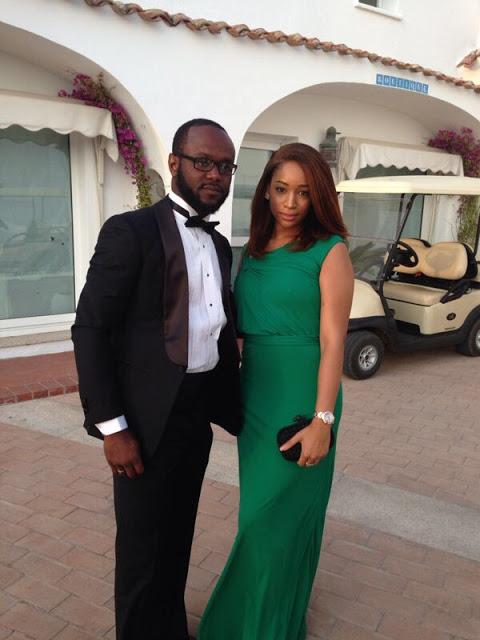 Seyi Tinubu proposed to Longtime Girlfriend,Layal