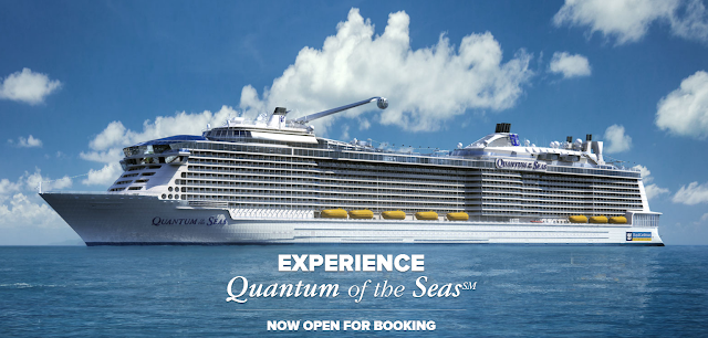 Quantum of the Seas: crociera inaugurale ai Caraibi