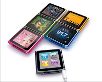 8GB 6th Generation Clip Mp3 Mp4 Player