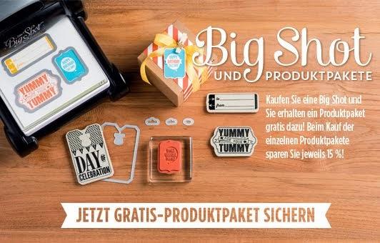 Big Shot & Produktpakete