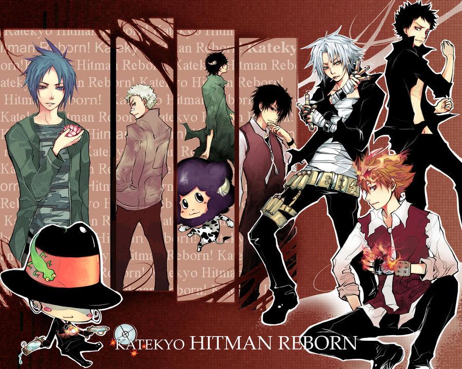 جميع حلقات الانمي ( Home Tutor Hitman Reborn ) مترجم Katekyo+hitman+reborn4