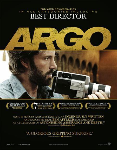 Argo แผนฉกฟ้าแลบลวงสะท้านโลก