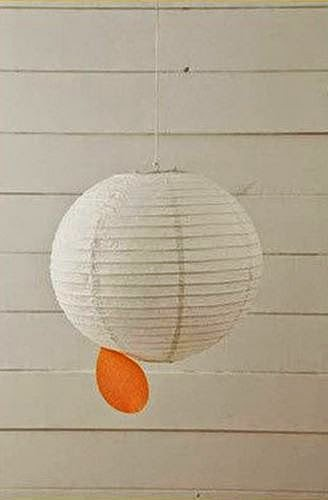 DIY Decorated Lantern