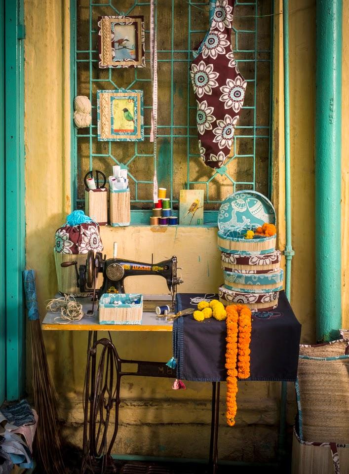kata b log live indischer farbrausch. Black Bedroom Furniture Sets. Home Design Ideas