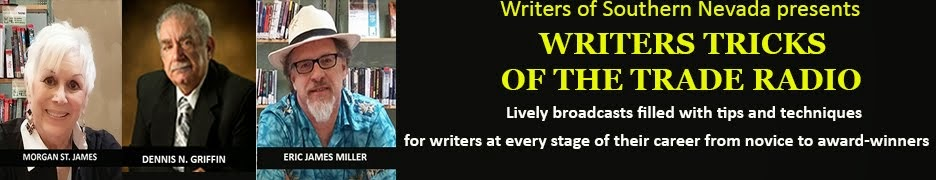 WRITERS TRICKS OF THE TRADE RADIO presented by Writers of Southern Nevada