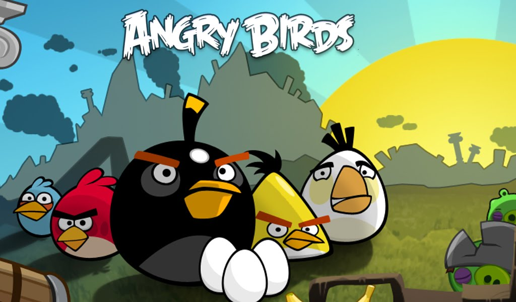 Free Download Wallpaper: Angry Birds Team HD Wallpapers
