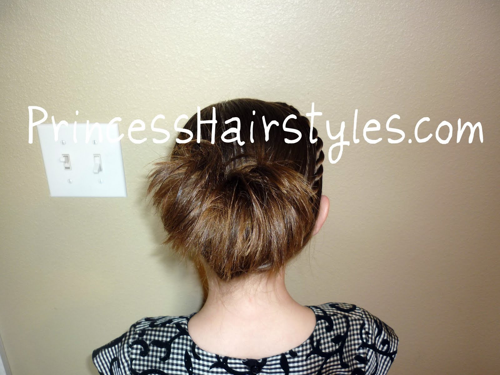 Easy French Twist Hairstyles