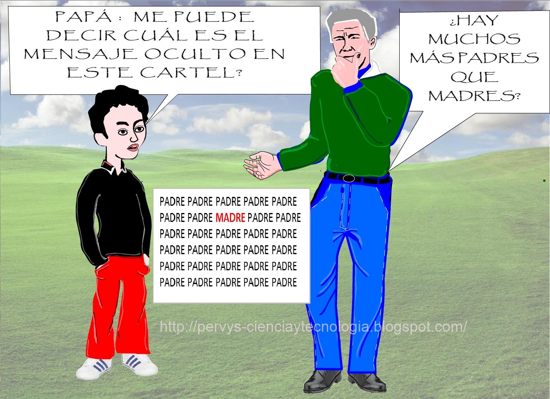 CHISTE GRÁFICO: EL CARTEL CONFUSO