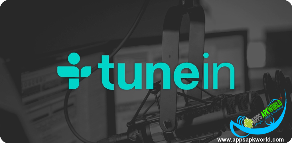 TuneIn Radio Pro Mod Patched APK