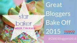 Great Bloggers' Bake Off 2015, Vegetarian 'Game' Pie