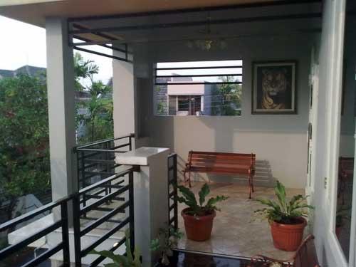 model desain gambar teras rumah minimalis freewaremini