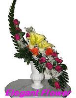 Elegant Table Flower