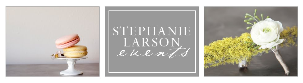 Stephanie Larson Events