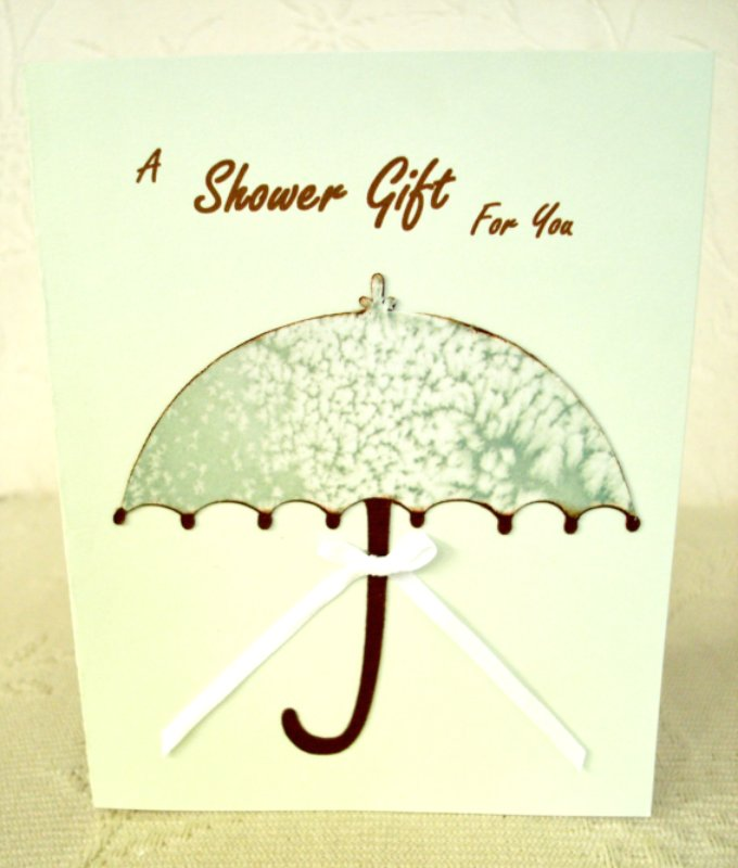 Wedding Shower Card