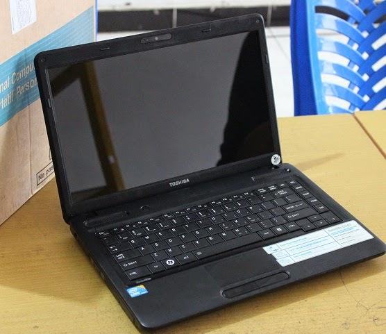 harga laptop bekas toshiba satellite c640