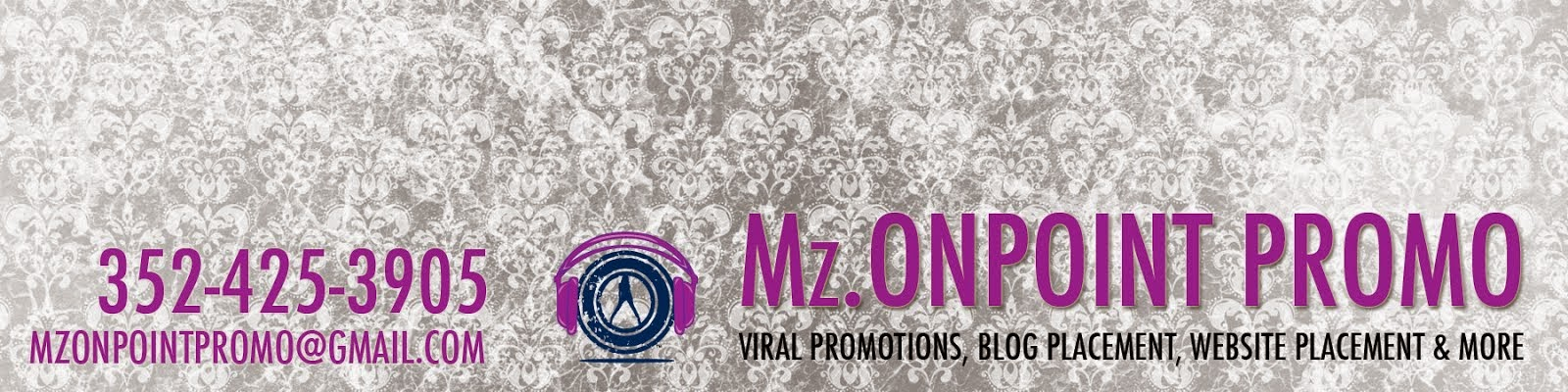 Mz On Point Promo