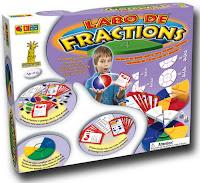 Labo de Fractions de Creative toys