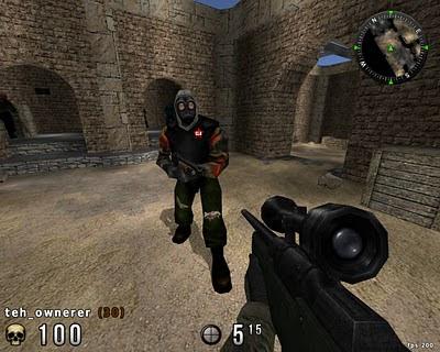 AssaultCube Protox Reskin In-Game
