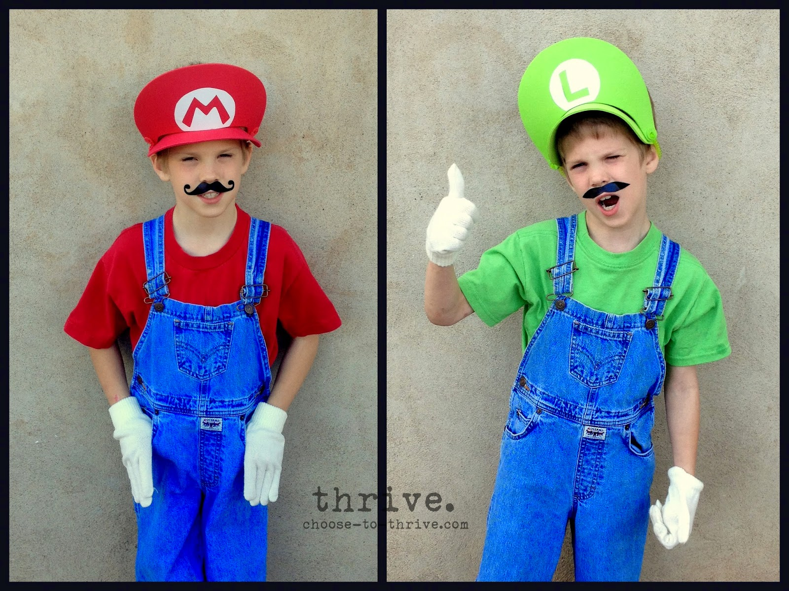 thrive 100 simple halloween costumes that you probably have in your closet - Halloween Costume Ideas Mustache