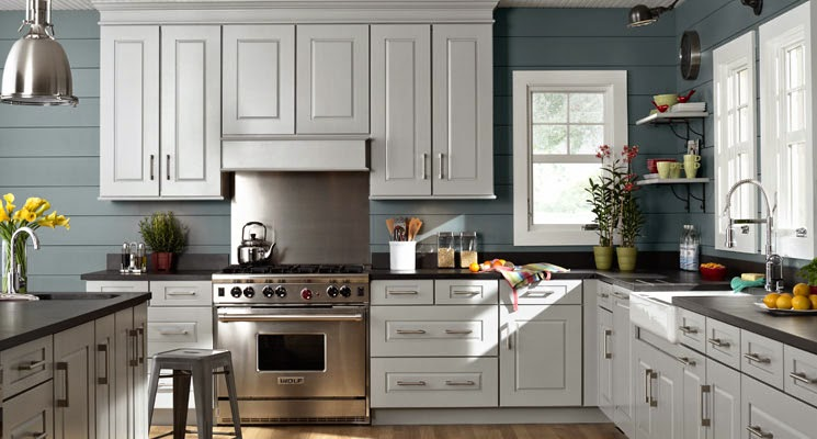 paint maple kitchen cabinets
