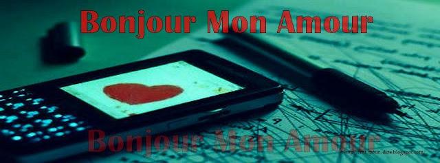 comment dire bonjour romantique sms