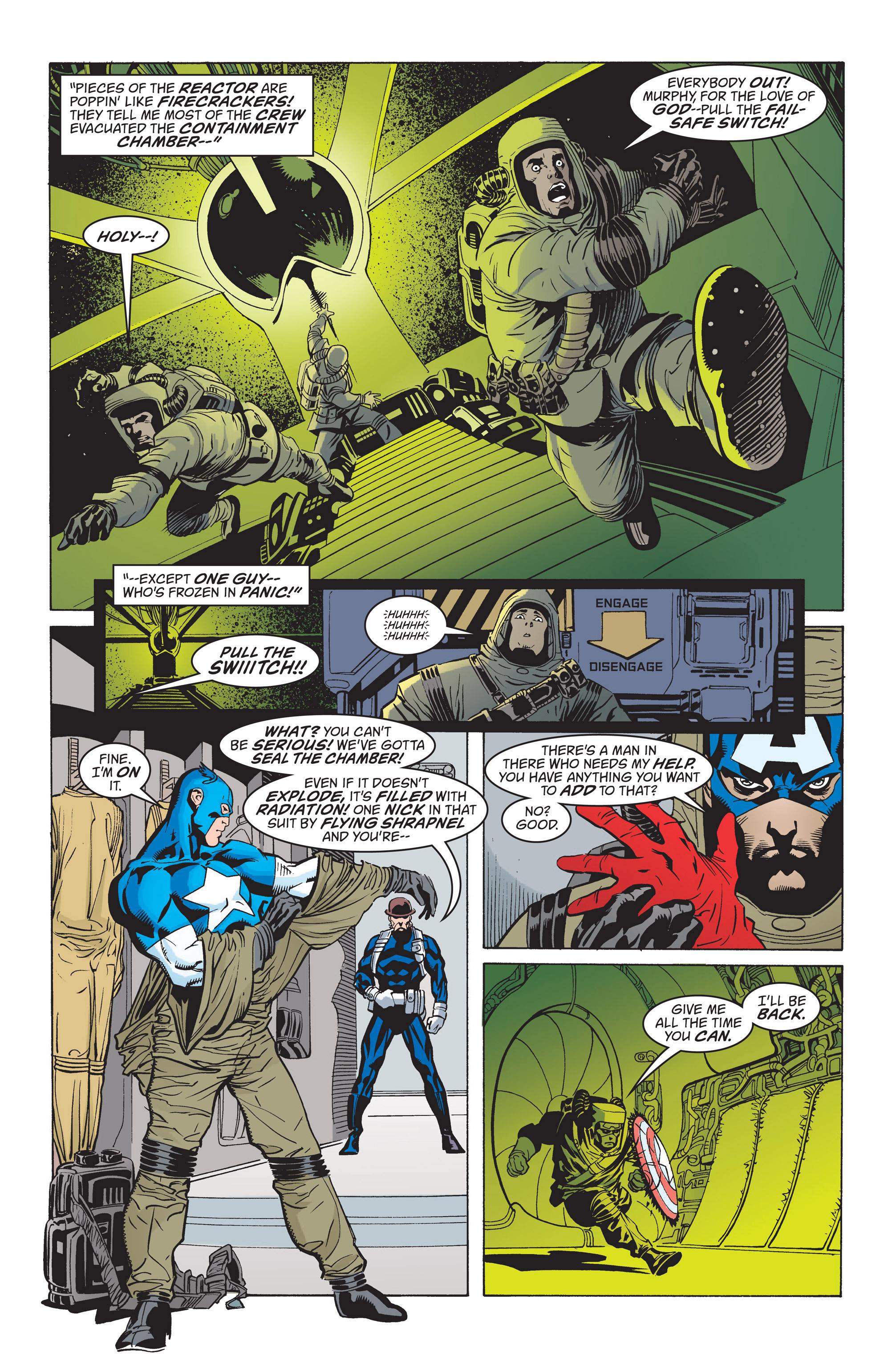 Captain America (1998) Issue #20 #26 - English 13