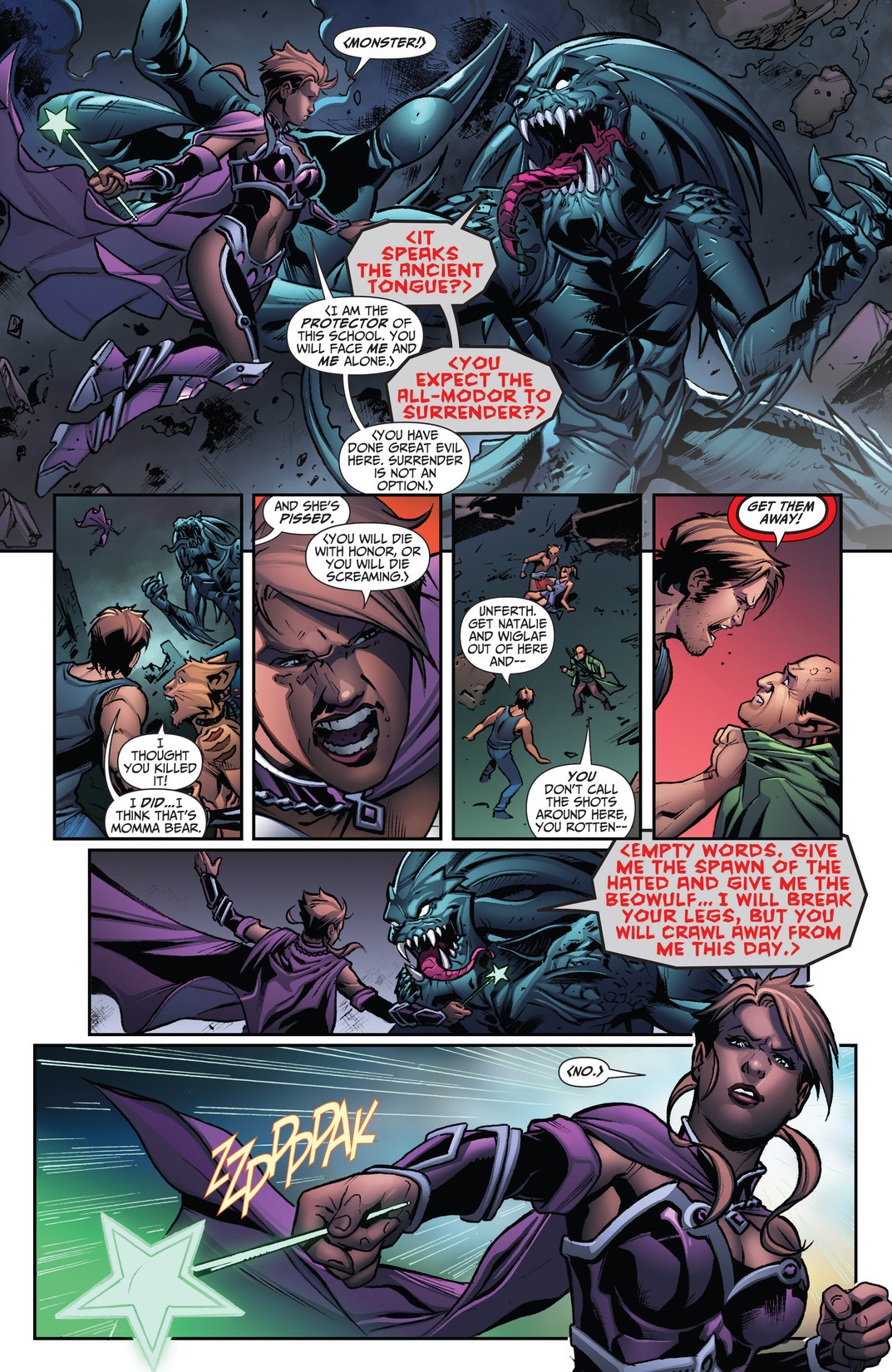 Grimm Fairy Tales (2005) Issue #110 #113 - English 7