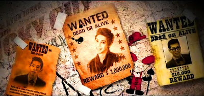 Kim Hyunjoong Lucky Guy wanted poster
