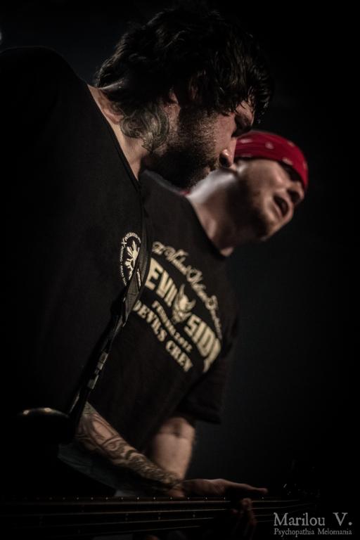 Chris Beattie & Jamey Jasta (Hatebreed)