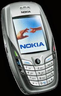 gambar Nokia 6600