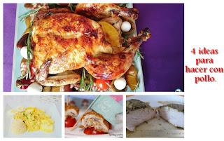 4 formas de cocinar pollo recetas de cocina for Maneras de cocinar pollo