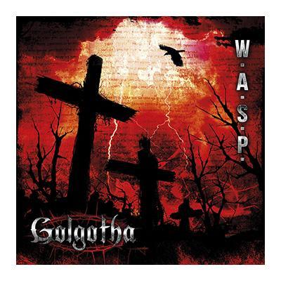 w.a.s.p. - golotha - cover - album