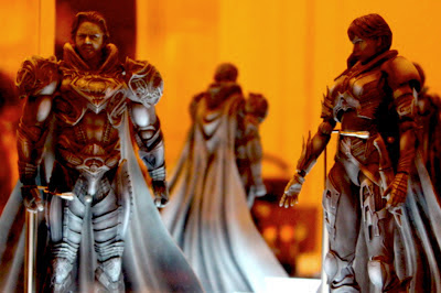 Square Enix Play Arts Kai Man of Steel | Superman & General Zod