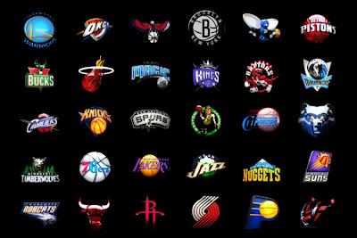 NBA 2K13 ESPN 3D Logos Mod