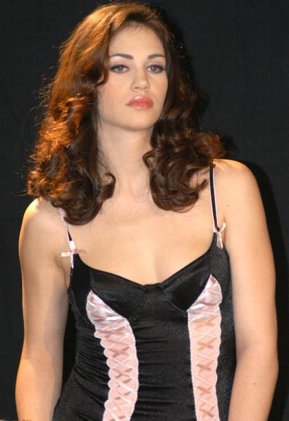 most beautiful model
