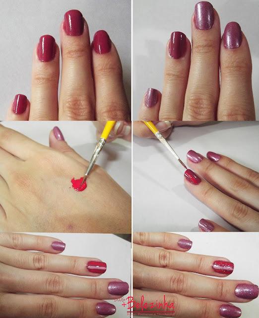 nail-art-unhas-com-listras