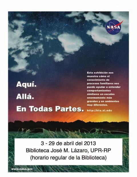 Exhibición de Imágenes Astronómicas