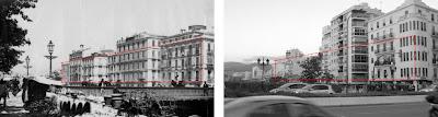 Málaga: Puente de Tetuán 1900-2011