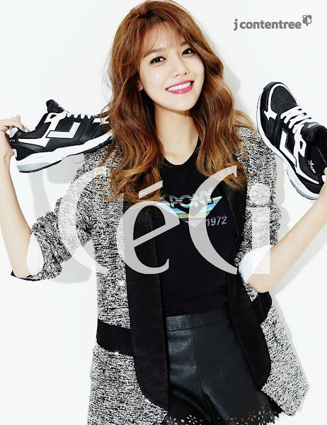 Sooyoung Ceci February 2015