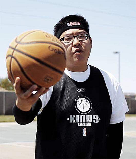 David So - Basketball via Yellowmenace