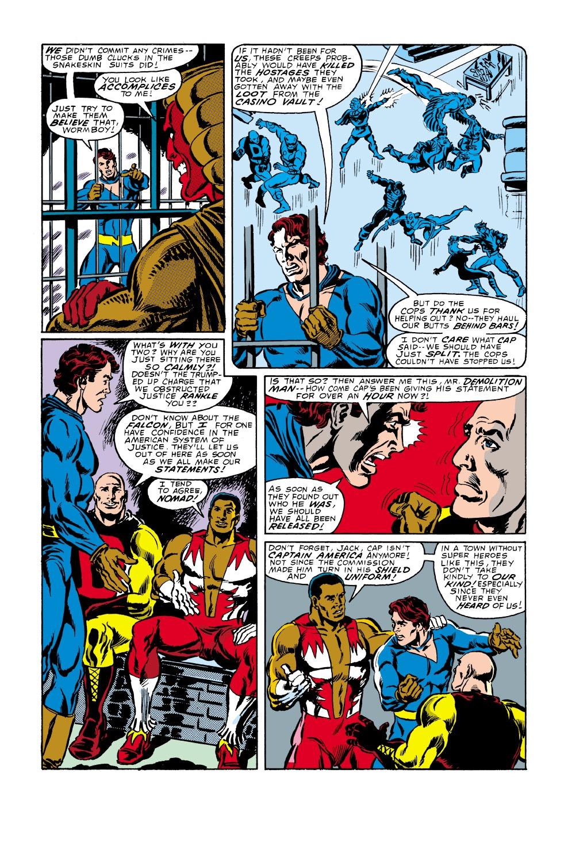 Captain America (1968) Issue #338 #267 - English 7