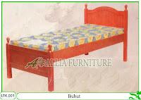Tempat Tidur Anak Klender Bubut