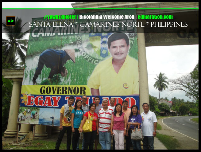 Welcome to Camarines Norte
