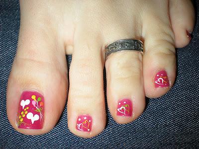 Decora tus uñas de los pies con estilos 2016 - esBelleza.com