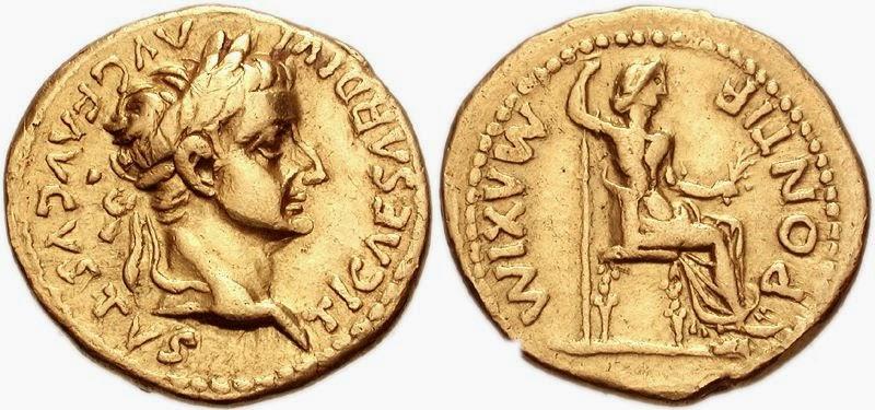 Moneda como herencia en Derecho romano