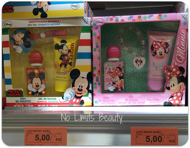 Lotes Colonia Mickey Mouse y Minnie