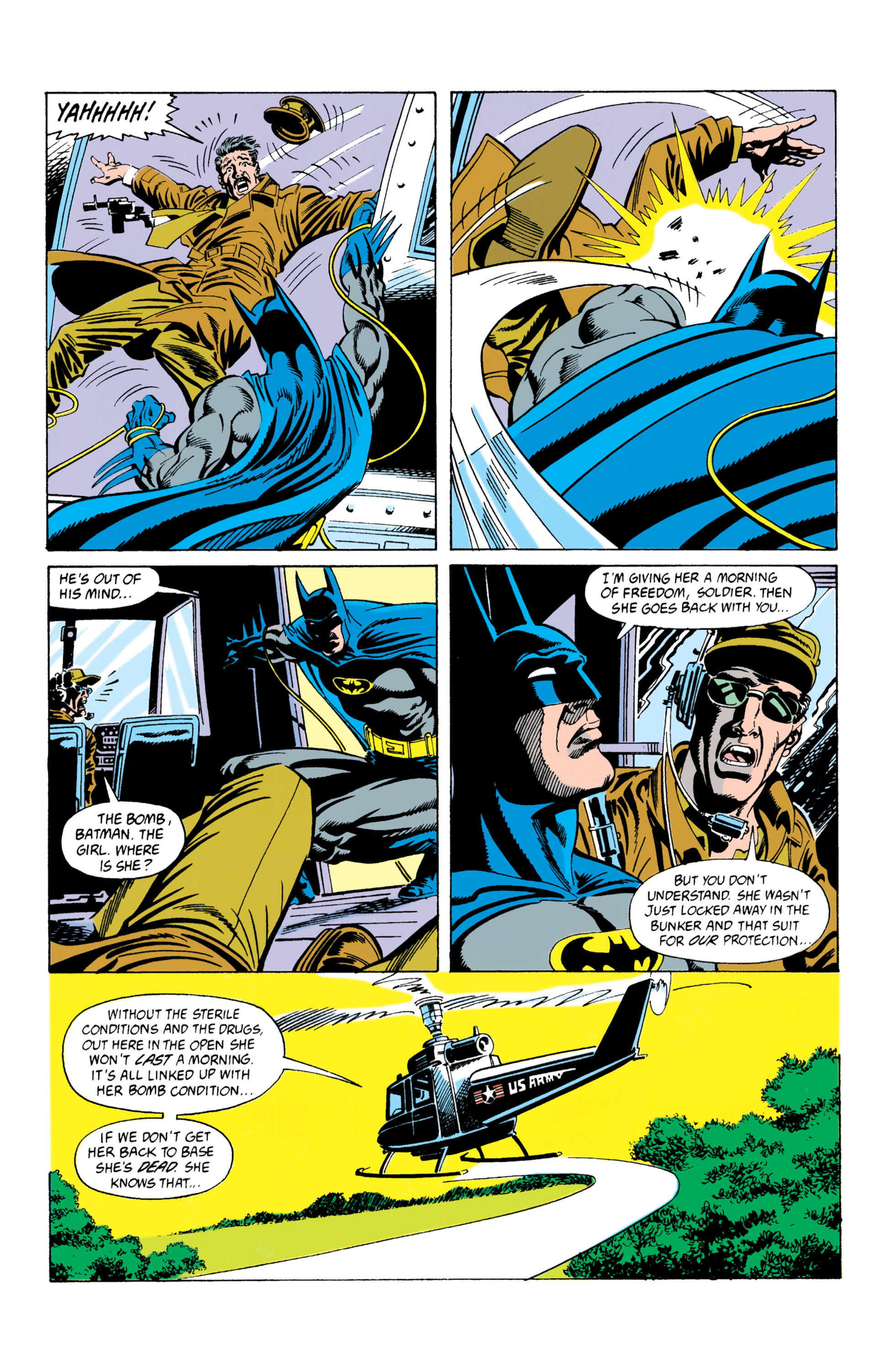 Detective Comics (1937) Issue #638 Page 22