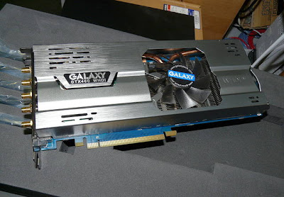 GeForce GTX460 WHDI Review - Price - Specs