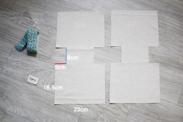 Small Drawstring Gift Bag ~ DIY Tutorial Ideas!