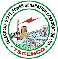 Telangana Power Generation Corporation, TSGENCO, Telangana, Graduation, Diploma, Vidyut Nigam, Assistant Engineer, tsgenco logo